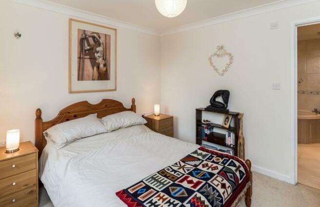 Annexe Bedroom One W
