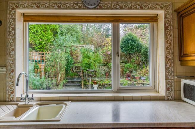 Kitchen - View To Ga