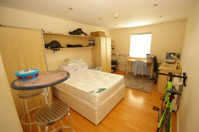 Studio Living Space