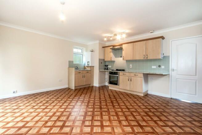 Annexe Kitchen/Loung