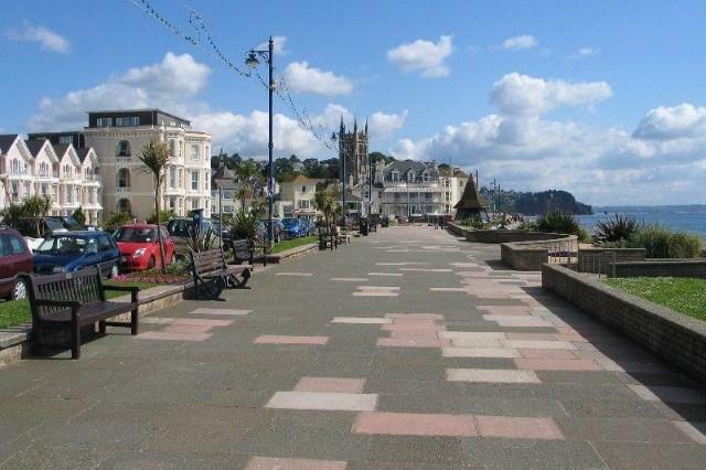 Teignmouth Sea Front