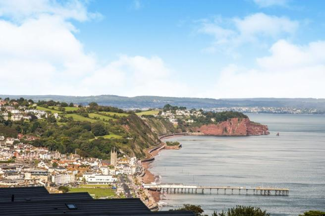 View Of Teignmouth C
