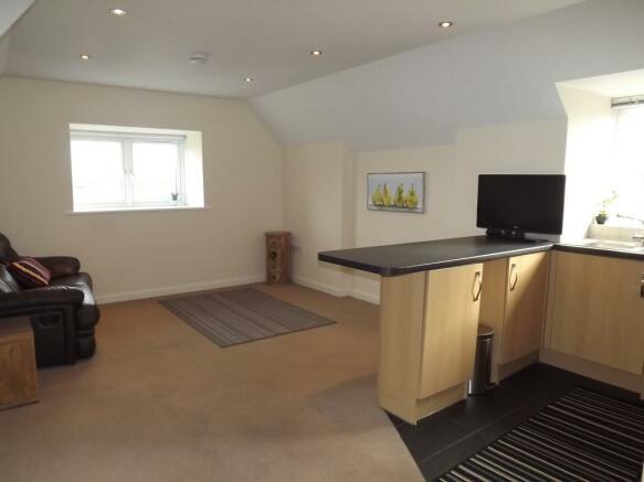 Living Room/Kitchen/