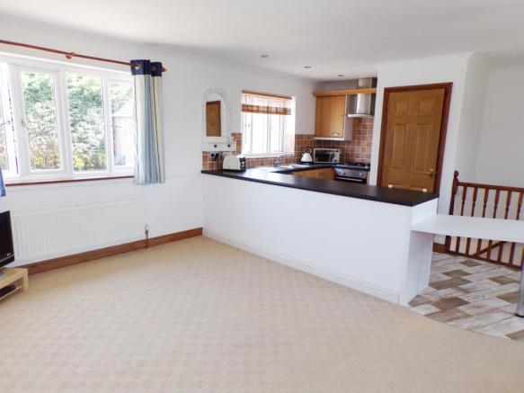 Open Plan Living  Ki