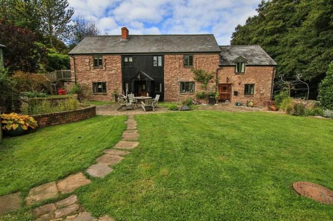 5 Bedroom Barn Conversion For Sale In Five Bedroom Detached