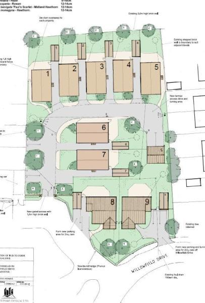 Site Plan The ...