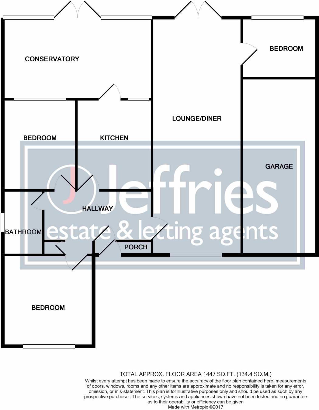 3 bedroom detached bungalow for sale in The Thicket, Down End, PO16