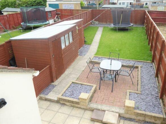 Full Garden View