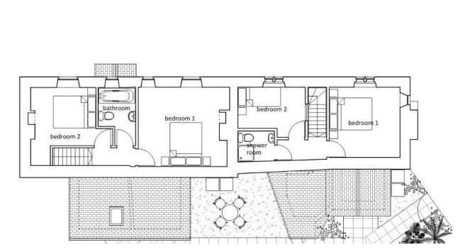 Proposed 1st Floor