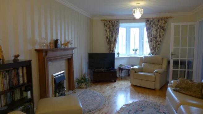 Woodbank 5 Sitting Room  024