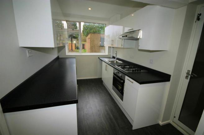 View of Fitted Kitchen