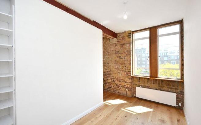 Bedroom, Wapping