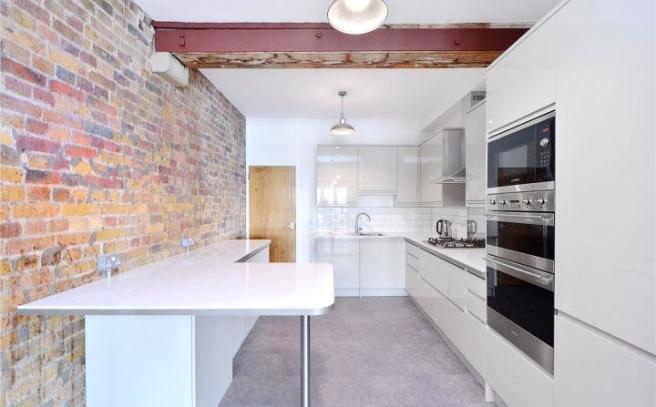Kitchen, Wapping