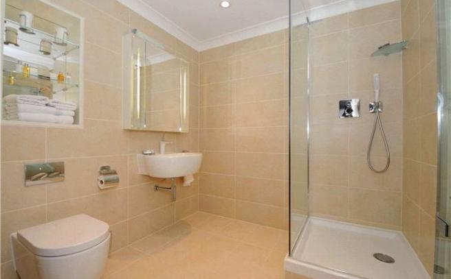 Shower Room, Ec4