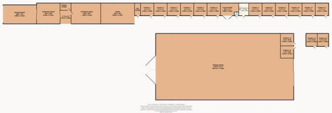 Stables Floorplan