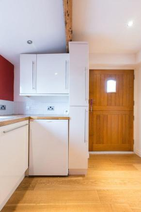 kitchen / annex