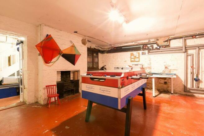 Cellar - games...