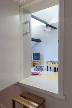 Loft / playroom