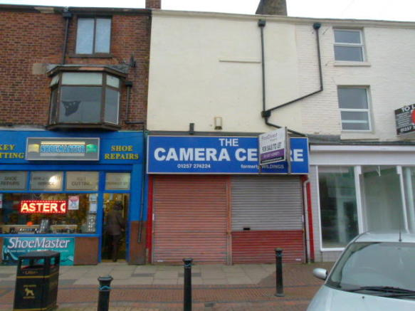 Retail Property High Street For Sale In 68 Market Chorley