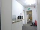 Hallway kitchenette