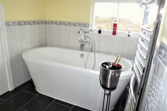 Bath loft  suite