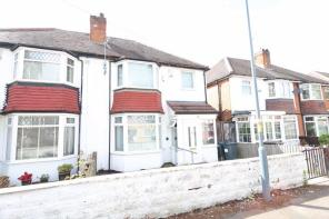 Photo of Coombe Road, Perry Barr, Birmingham