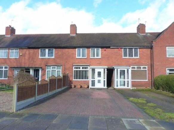 4 bedroom terraced house for sale in Curbar Road, Great ...