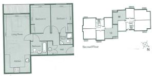 Floor Plan of the...