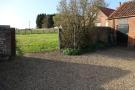 Rear garden gate