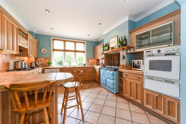 Kitchen/Br'fast Room