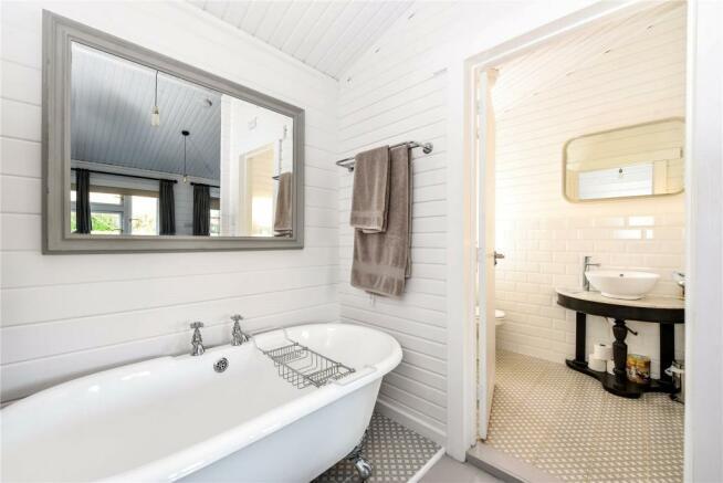 Holiday Bathroom