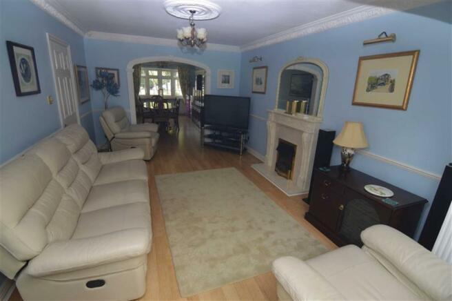 Lounge/Diner/Sitting Room