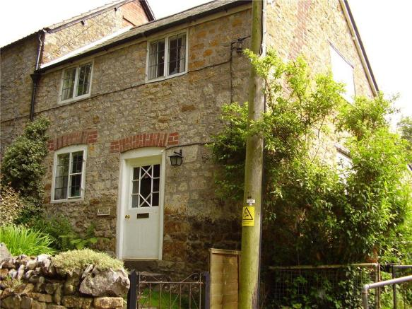 Bagley Cottage Front