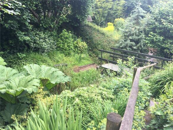 Lower Garden Pathway