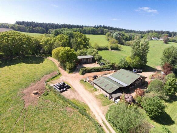 Farm Buildings Lot 1