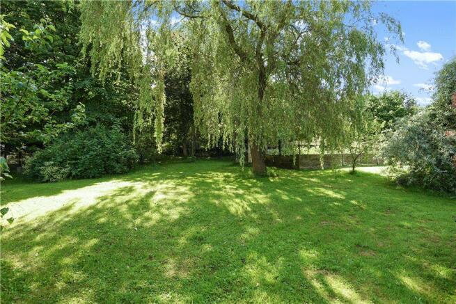 Upper Garden Area
