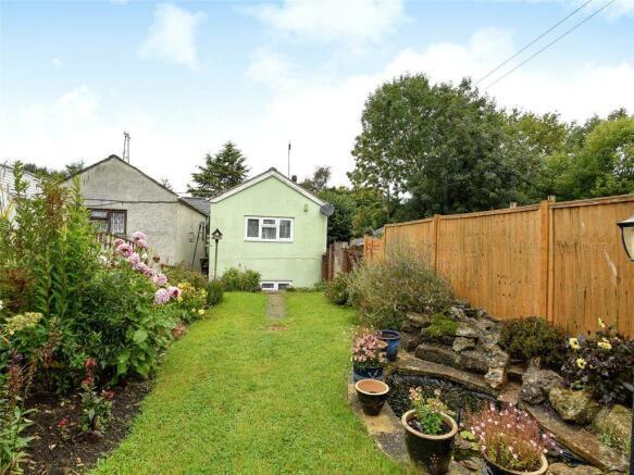Garden Towards House