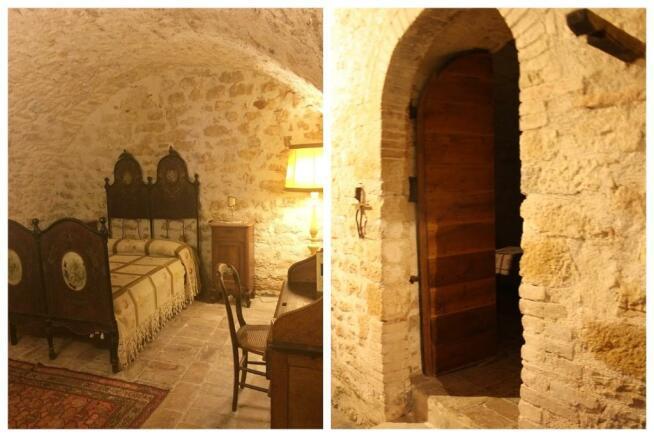 Grotta room