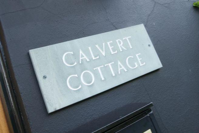 Calvert cottage