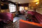 Bar lounge area