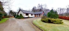 Photo of Geddes Mill House and Lodges, Raitloan, Geddes, Nairn, IV12 5SB