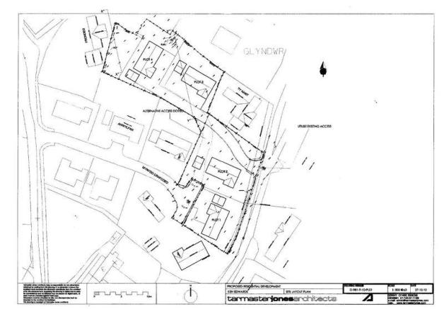 Site Plan - No...