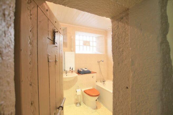 Bathroom Down ...