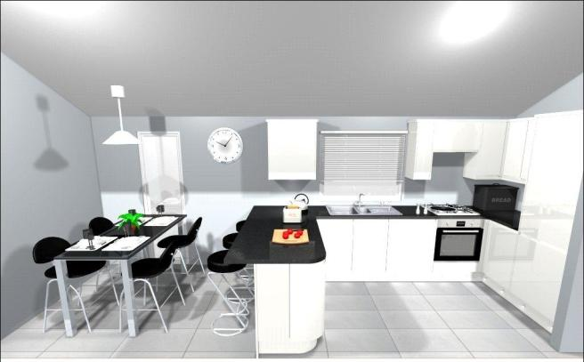 Typical Kitchen
