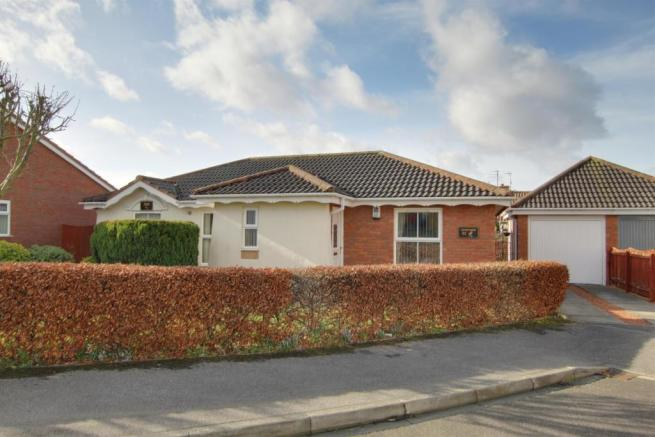 3 Bedroom Detached Bungalow For Sale In Aysgarth Rise
