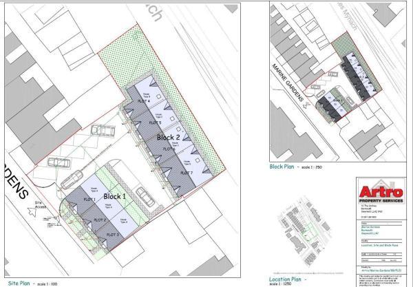 Site plan Barmouth.JPG