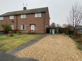 Photo of Hatchets Lane, Newark, Nottinghamshire.