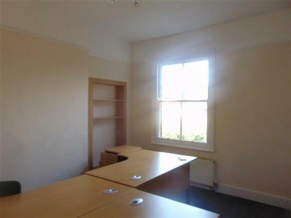Back Office (Floor