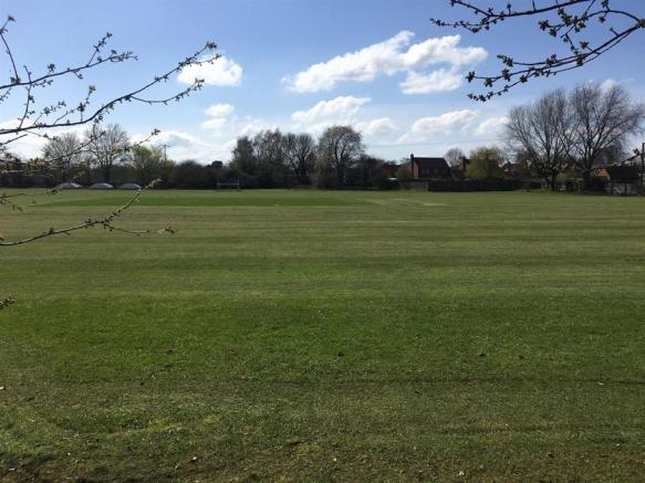 Cricket Fields