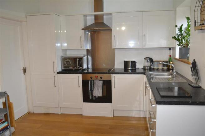 Second Kitchen! or